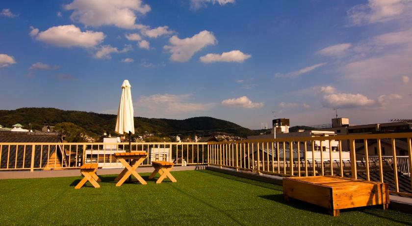 BEST HOSTELS IN JAPAN:  Friends Kyo Hostel
