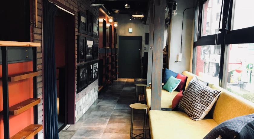 BEST HOSTELS IN JAPAN: Hare-Tabi Traveller's Inn Yokohama