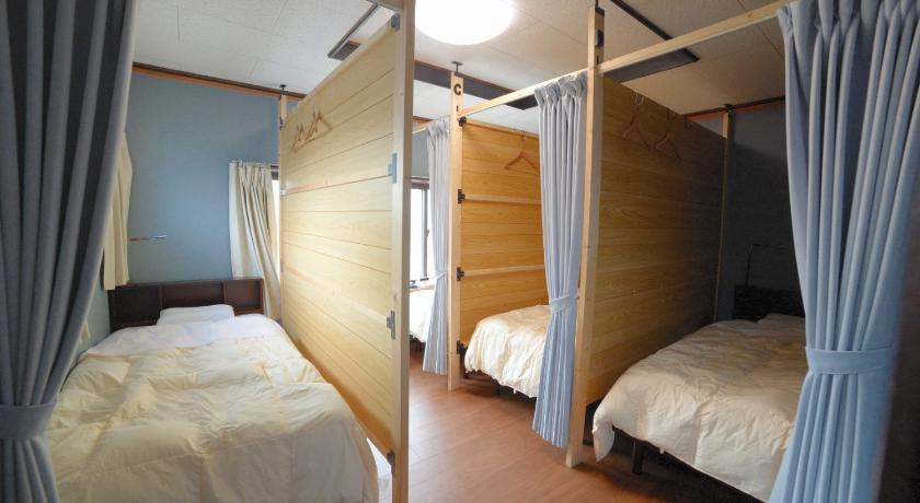 BEST HOSTELS IN JAPAN: Guesthouse Iwase