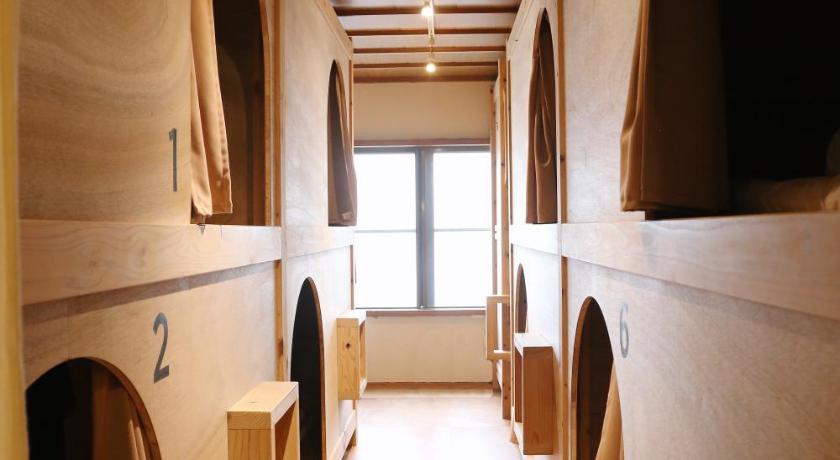 Best Hostels in Japan: Y Pub and Hostel