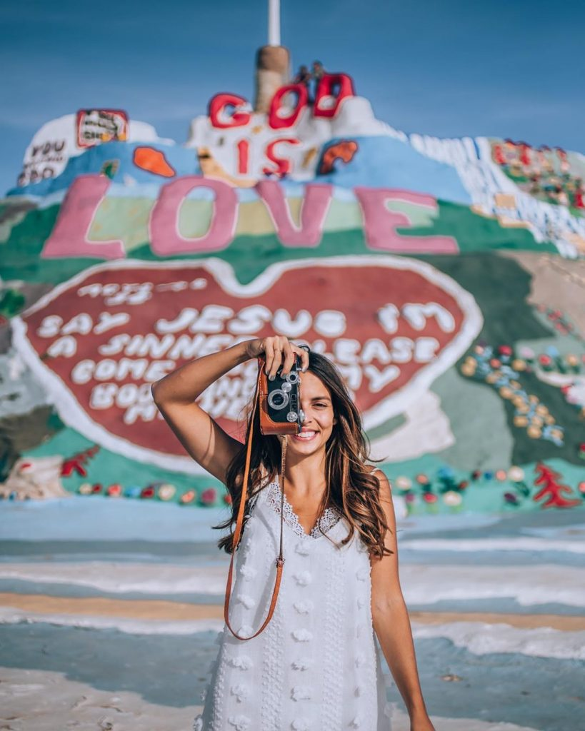 Instagram travel bloggers