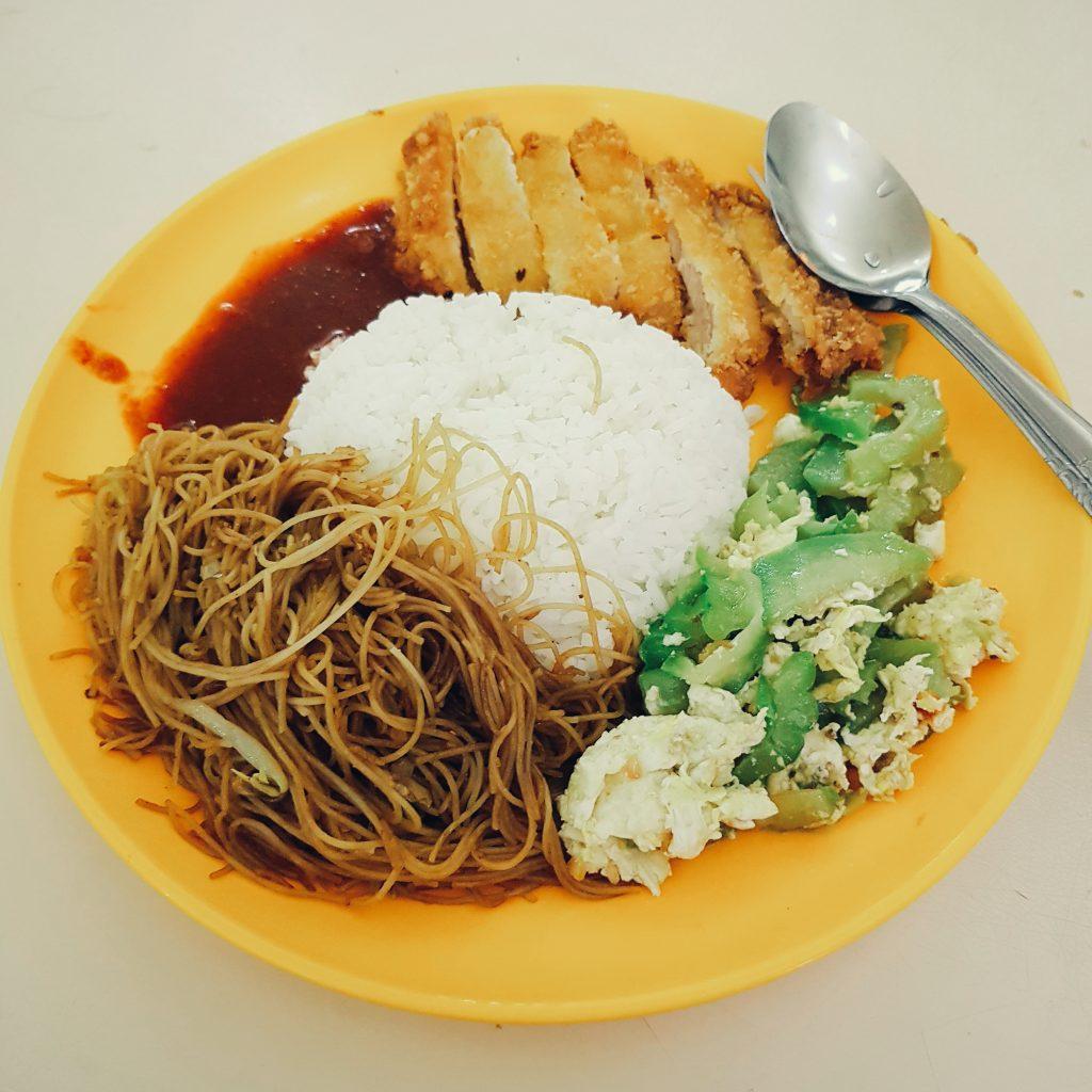 Breakfast at Singapore