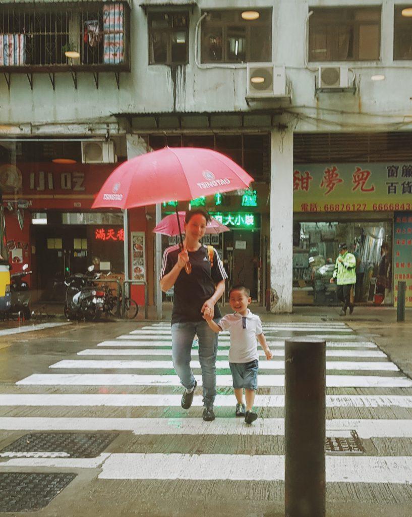 One Rainy Day in Macau (Travel/Street Photography)